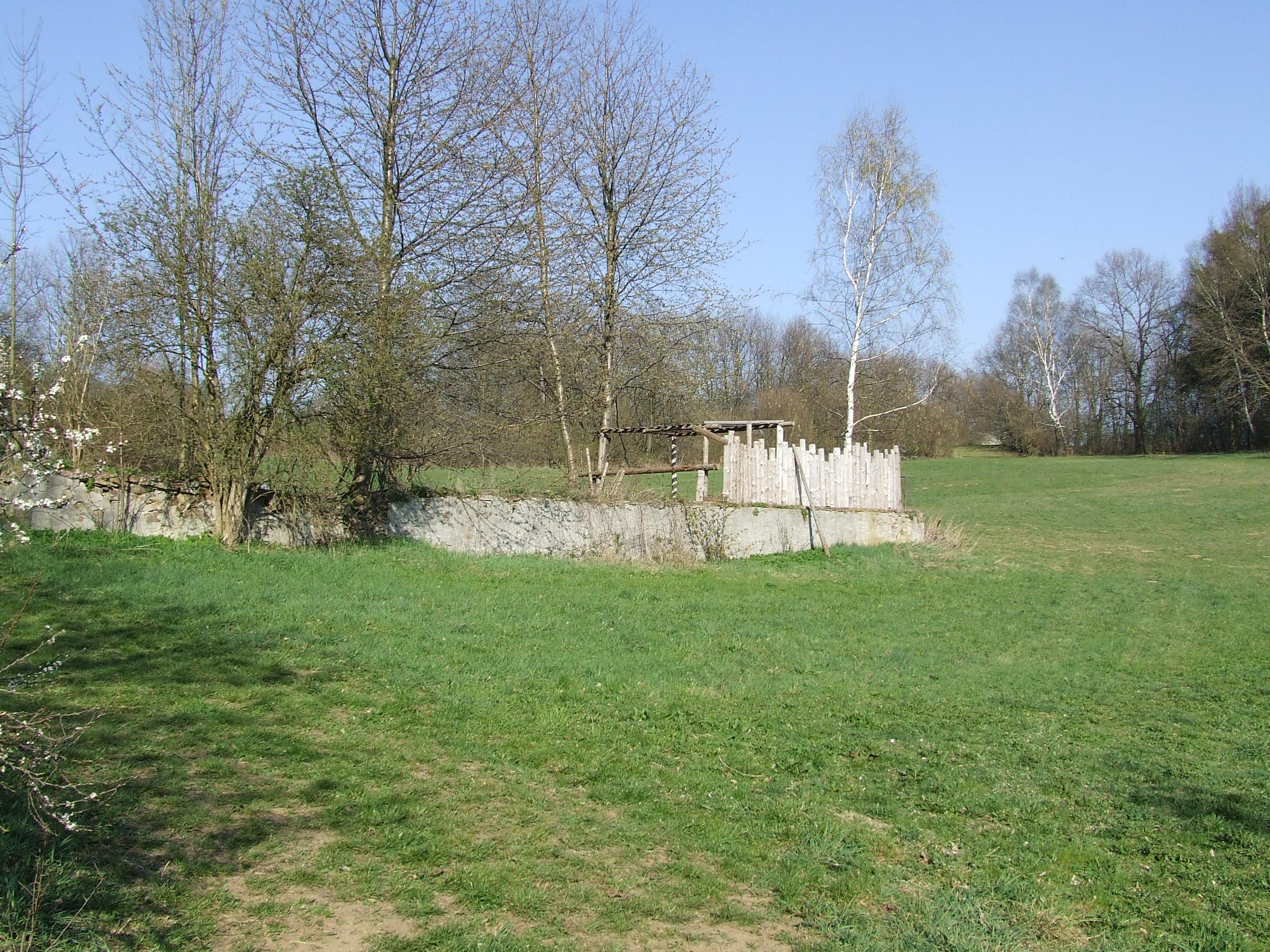 Staré hřiště